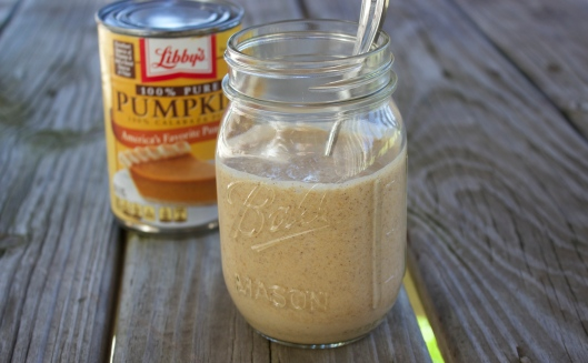 Paleo Pumpkin Spice Coffee Creamer (or Milkshake-whatever's consumed first) by PamperedPaleo