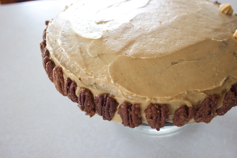 Caramel Buttercream Frosting by PamperedPaleo