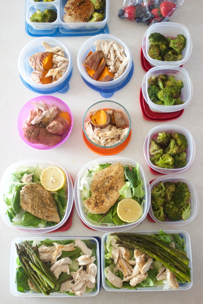 Meal Prep & Meal Planning by PamperedPaleo