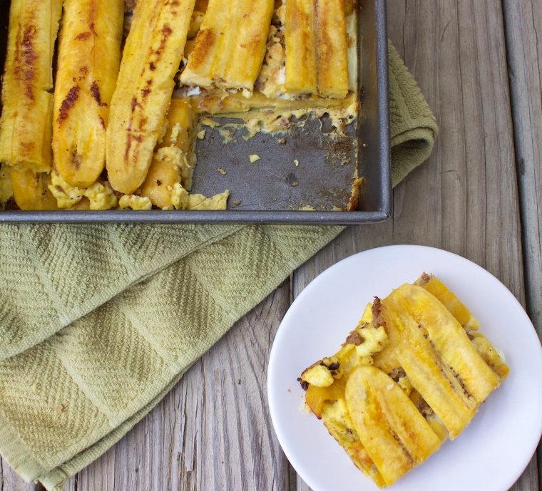 Paleo Breakfast Lasagna Two Ways