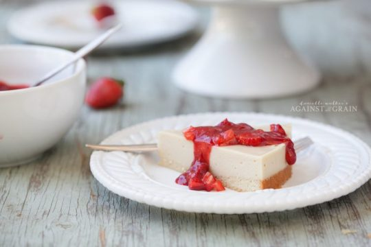 Paleo-Dairy-Free-Cheesecake-with-Strawberry-Sauce-by-Danielle-Walkers-Against-all-Grain-768x512.jpg